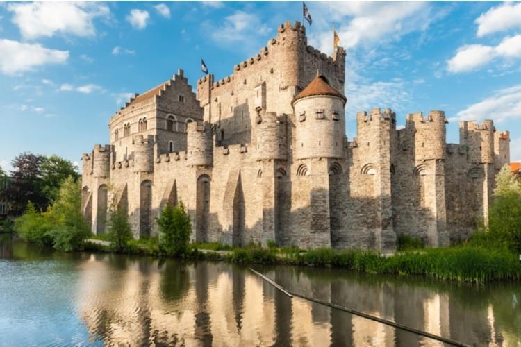 Slottet Gravensteen