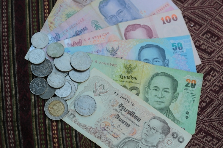 Currency in Thailand