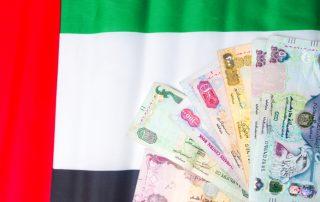Dubai money