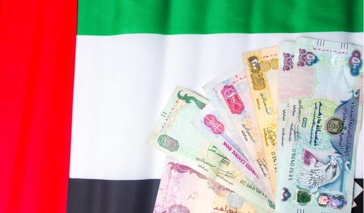 Moneda en Dubai