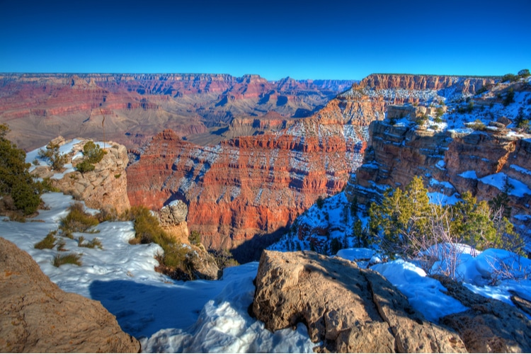 General facts about Grand Canyon