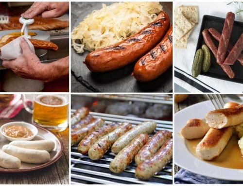 Typical German Sausages that every sausage lover should try