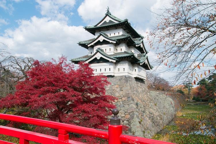 Castillo de Hirosaki
