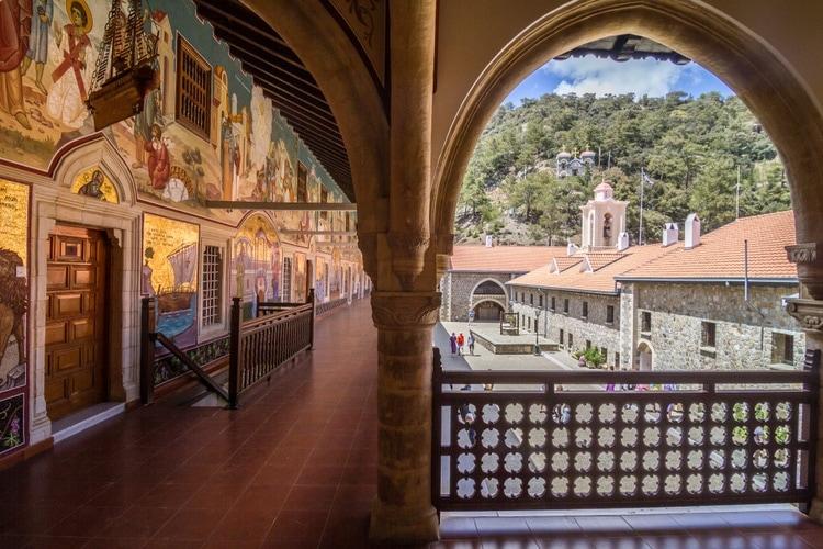 Holy monastery of kykkos