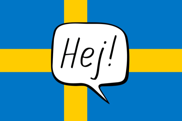 How to say hello in Swedish