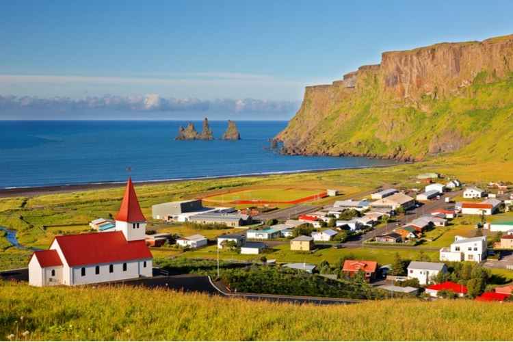Island är världens säkraste land
