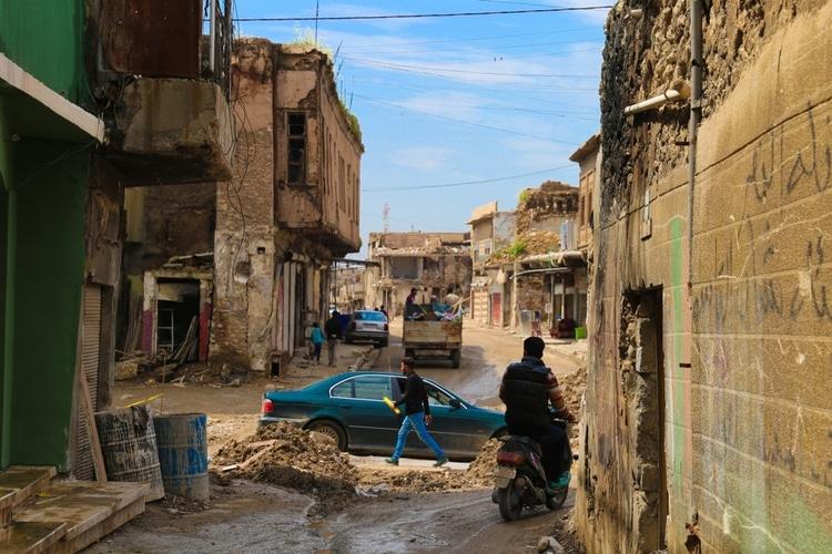 Irak är ett av världens farligaste länder