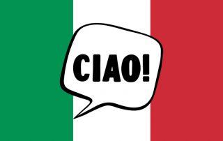 palabras en italiano