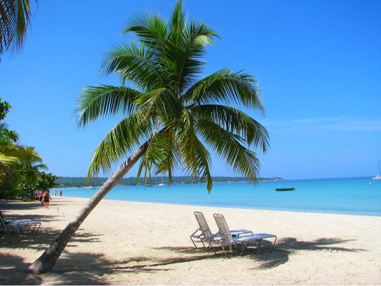 Jamaica stränder