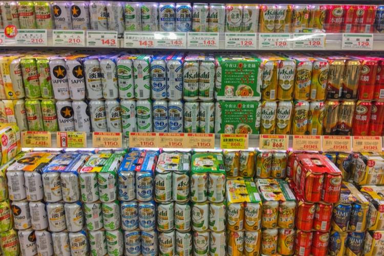 Marcas de cerveza japonesa