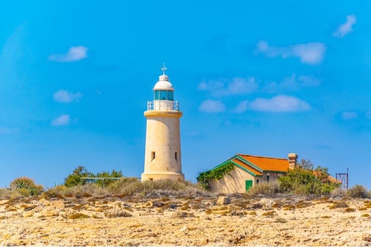 Kavo Greko lighthouse