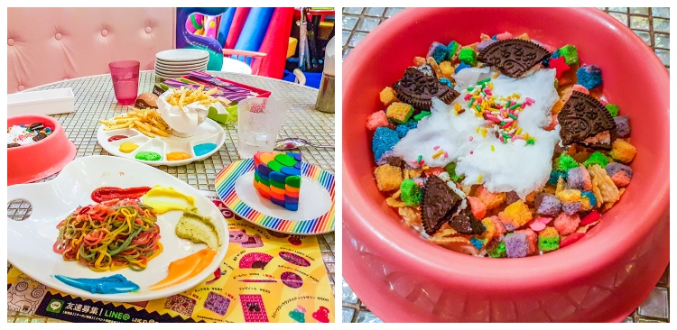 Kawaii Monster Cafe Food
