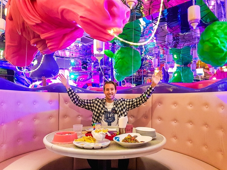 The Kawaii Monster Cafe in Tokyo – My Experience
