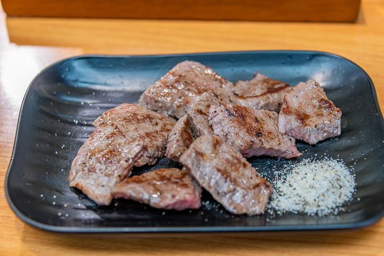 Kobe beef smak