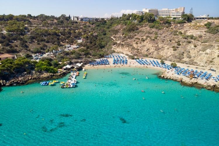 Konnos beach accommodation