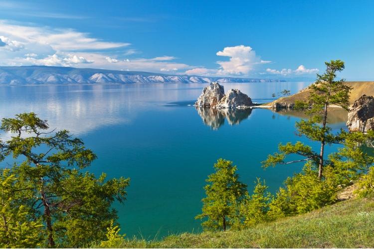 Världens största sjö