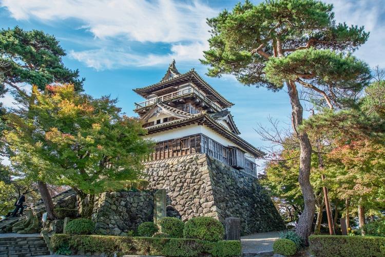 Castillo de Maruoka