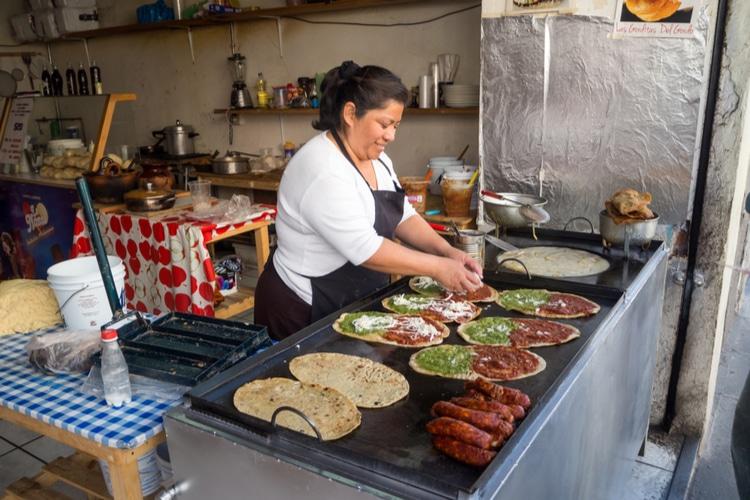 Mer om maten i Mexiko