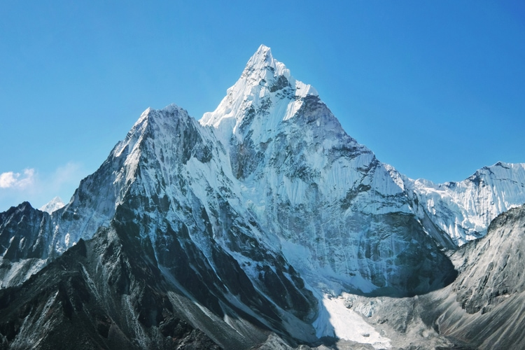 Mount Everest fakta