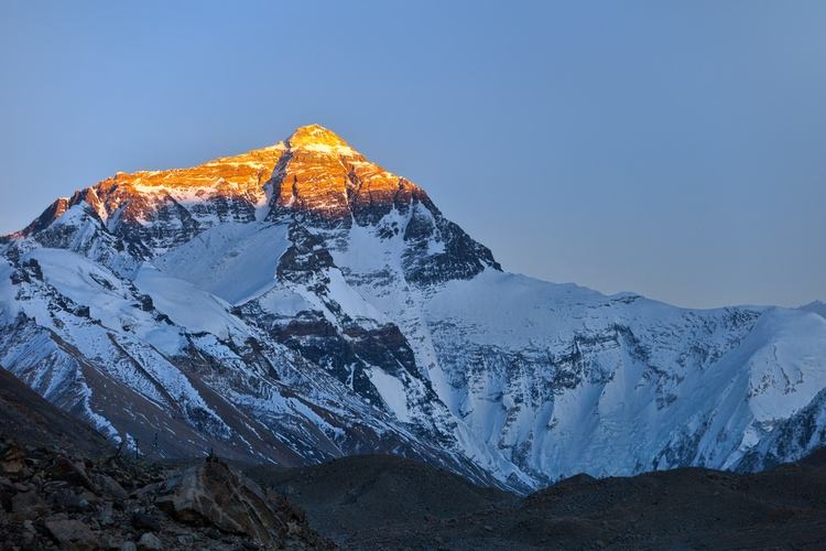 Mt Everest information