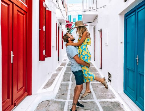 The Best Photo Spots in Mykonos 2019