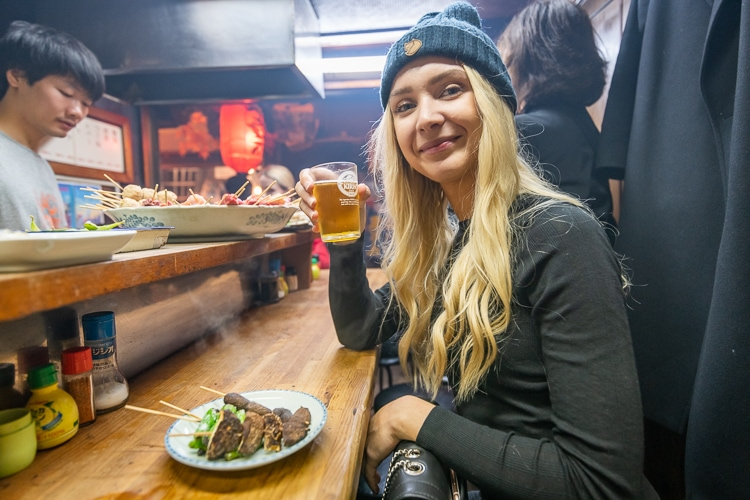 Dónde disfrutar de una cerveza en Japón
