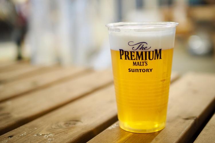 Premium Malts de Suntory