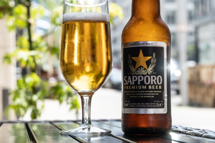 Cerveza Sapporo Premium
