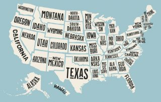 Smallest States in the US
