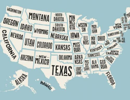 The Smallest States in the US