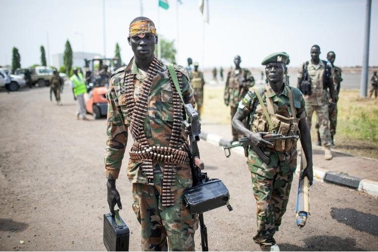 Södra Sudan