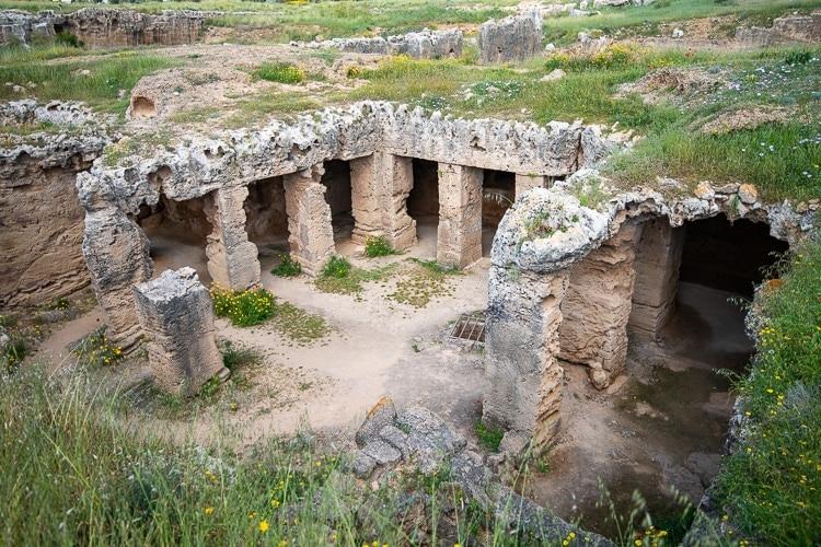 Tomb in Paphos