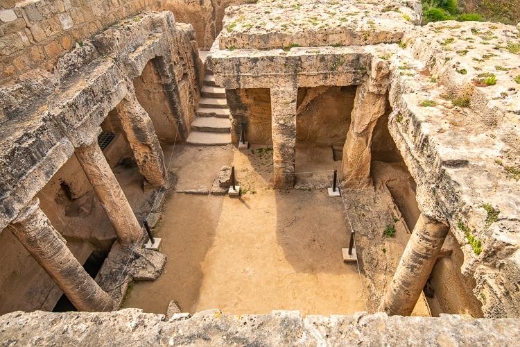 Unesco World Heritage Site paphos