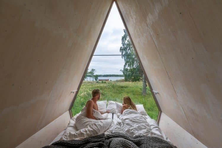 Zero Cabin Lidö