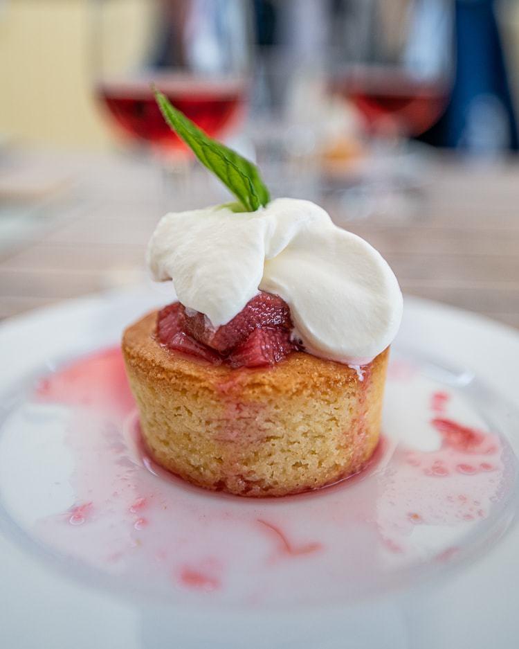 Zero island dessert