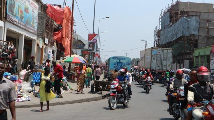 Demokratiska republiken Kongo