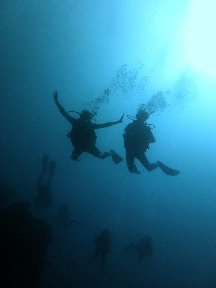 jobba som dykinstruktör utomlands