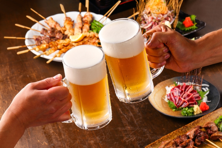 cerveza en japón
