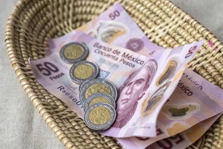 efectivo en México