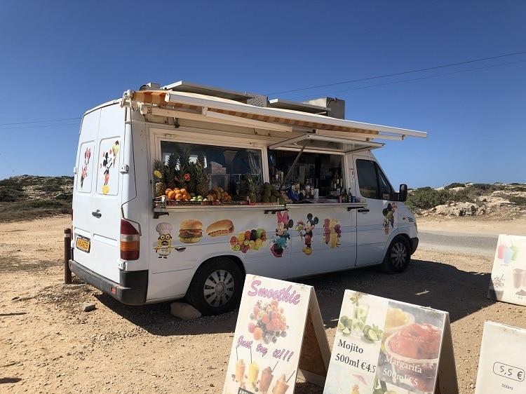 restaurants near cape greco