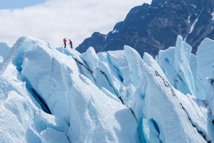 Alaska Glacier