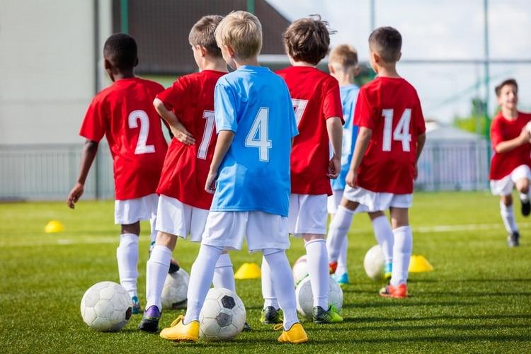 Basic football skills
