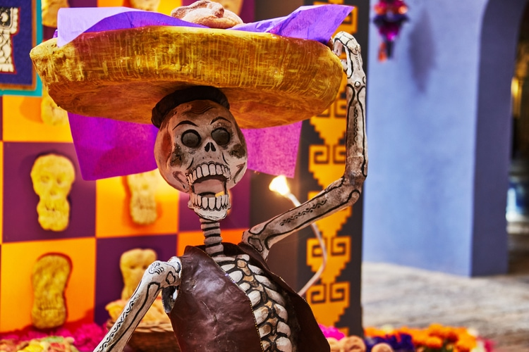 Celebrate Day of the Dead in Mexico