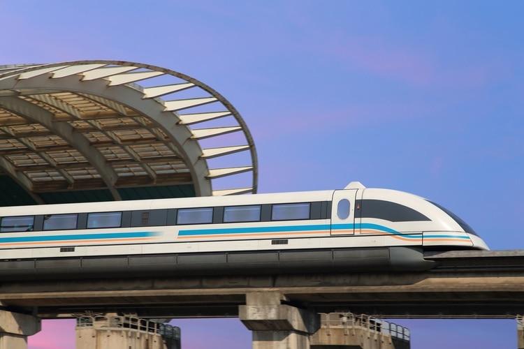 Kina har världens snabbaste tåg
