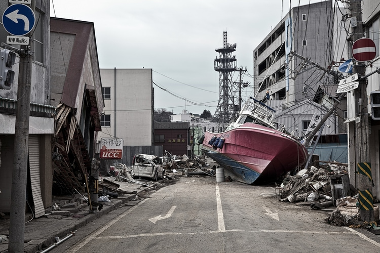 Facts about tsunamis in japan