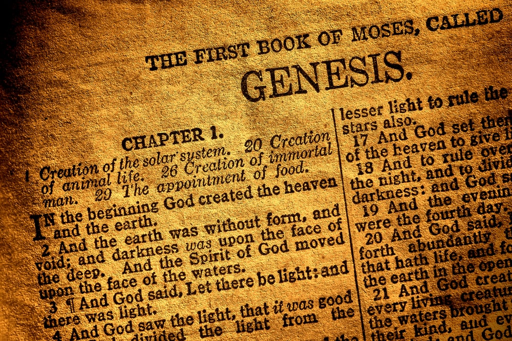 First book of moses