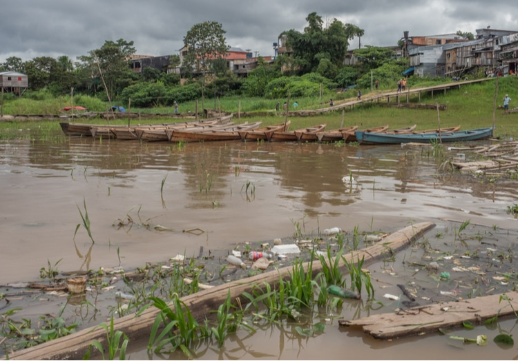 General facts about the Amazon river