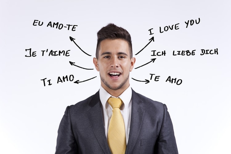 I love you in other languages