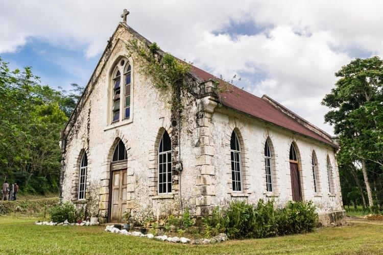 Jamaican church