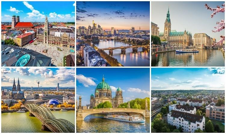 ciudades más grandes de Alemania